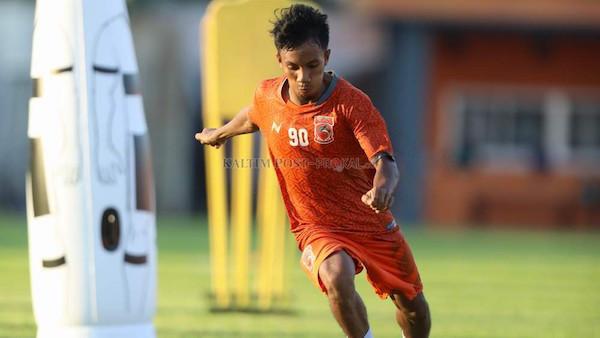 Tekad Muhammad Sihran untuk Segera Buka Keran Gol di Borneo FC - JPNN.com