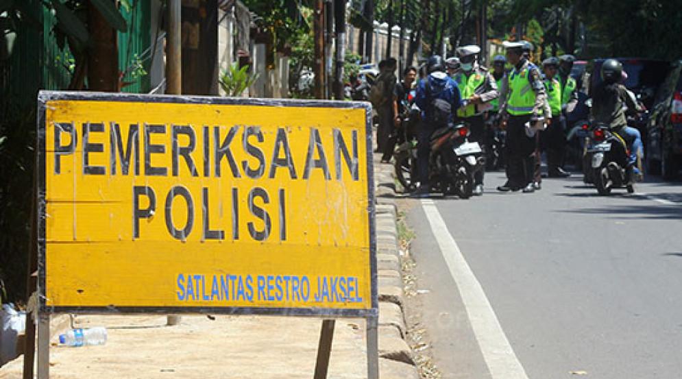 Polda Metro Tindak 99.835 Pelanggar Selama Operasi Patuh Jaya - JPNN.com