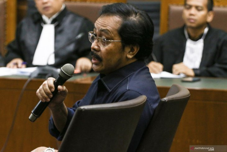 Gubernur Kepri Nonaktif Nurdin Basirun Dituntut 6 Tahun Penjara - JPNN.com