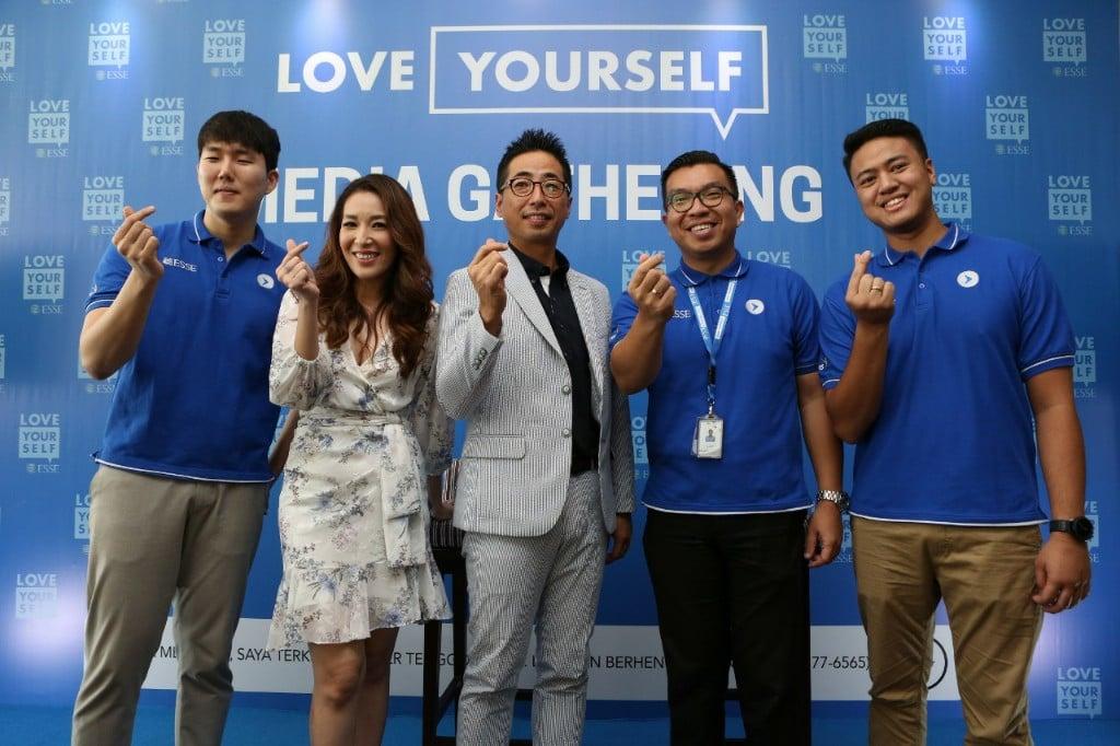 KT&G Indonesia Gaungkan Kampanye Love Yourself 2020 - JPNN.com