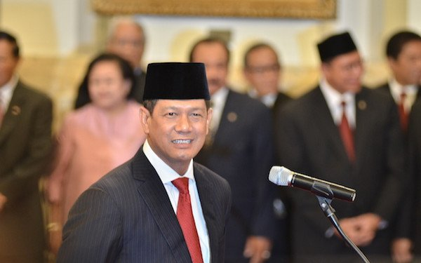Jokowi Perintahkan Tidak Ada Lockdown