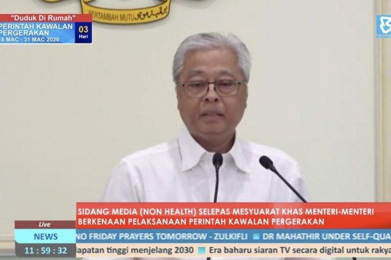 Lockdown Gegara Corona, Malaysia Kerahkan 50 Ribu Tentara - JPNN.com