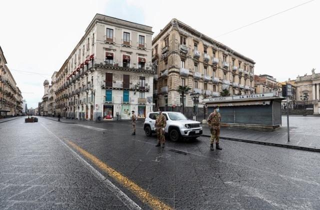 Italia Perpanjang Masa Lockdown - JPNN.com