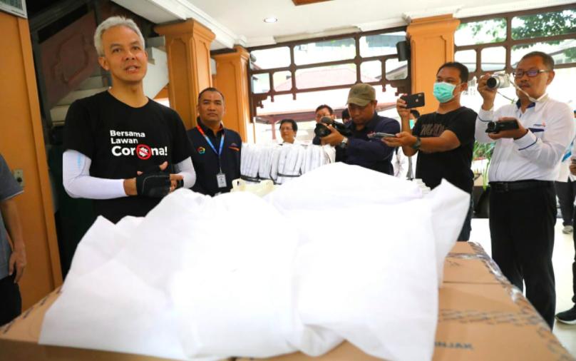 Ganjar Pranowo: Jangan Hanya Membebani Pemerintah Pusat - JPNN.com