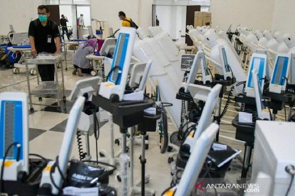Pangdam Terkejut Ada Pasien Datang dari Luar Jabodetabek ke RS Darurat Corona - JPNN.com