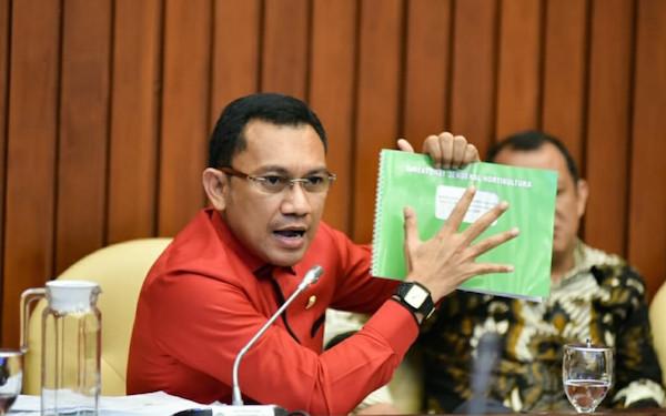 Gubernur NTT Berkirim Surat Kepada Anggota DPR RI Ansy Lema, Nih Isinya - JPNN.com