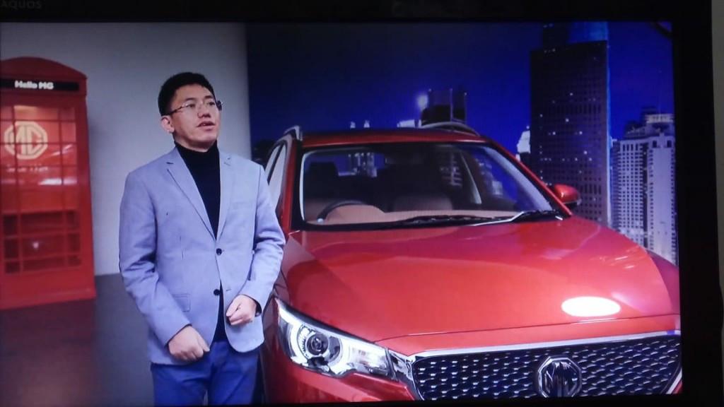 Berbanderol Rp 260 Jutaan, Morris Garage ZS Resmi Tantang HR-V - JPNN.com