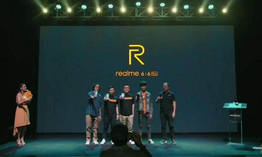 Realme 6 dan 6 Pro Resmi Meluncur di Indonesia, Ini Perbedaan Keduanya - JPNN.com