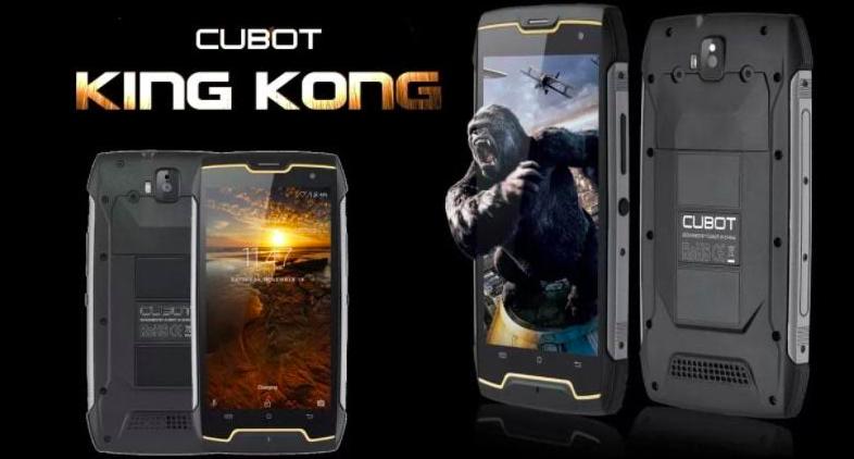 Perusahaan Elektronik Tiongkok Siap Meluncurkan Smartphone King Kong CS - JPNN.com