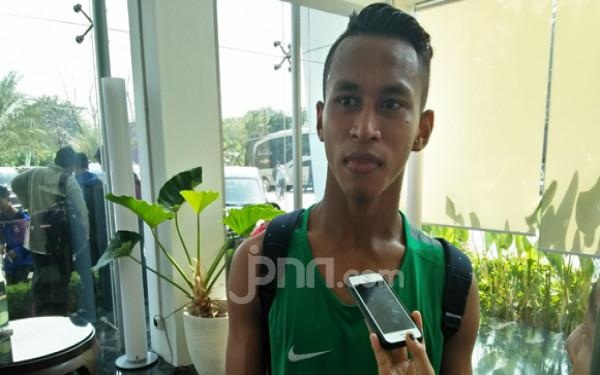 Osvaldo Haay Lakukan Core Training, Apa Itu? - JPNN.com