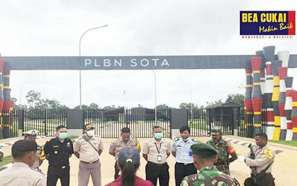 Aksi Tanggap Bea Cukai Bersama Instansi Pemerintah dalam Penanganan Covid-19 - JPNN.com