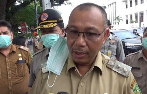 Plt Wali Kota Medan Akhyar Nasution Positif COVID-19 - JPNN.com
