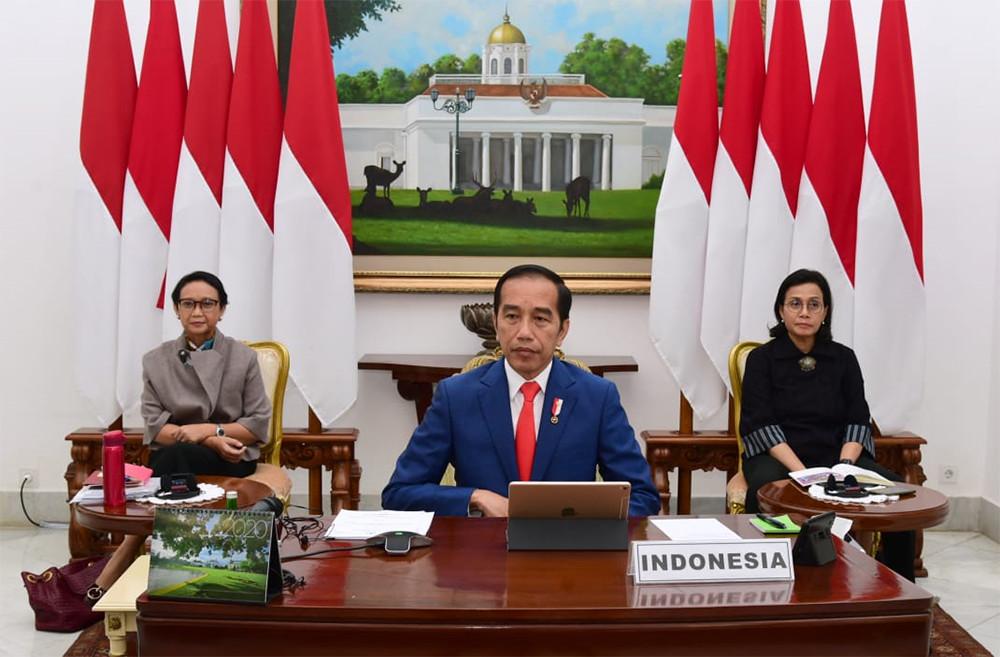 Banyak Warga Jabodetabek Mudik, Presiden Jokowi Tegur Para Gubernur - JPNN.com