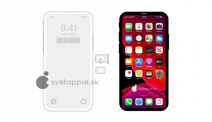 iPhone 12 Tidak akan Menggunakan Desain Notch di Layar - JPNN.com