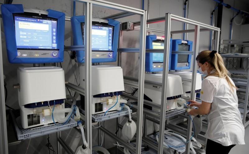 Lippo Datangkan 100 Ventilator untuk 2 RS Darurat Covid-19 - JPNN.com