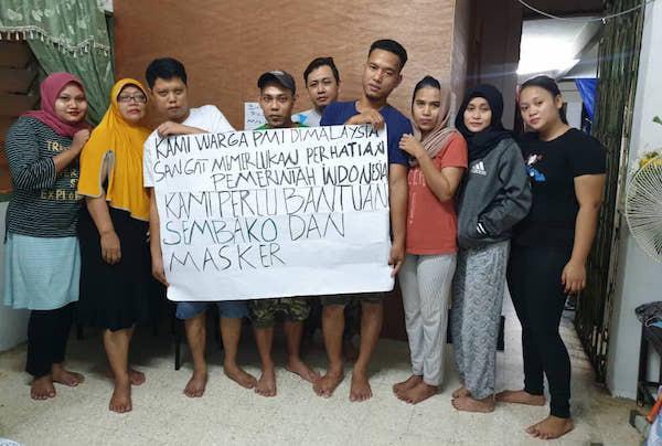 Jangan Panik, Saat Ini Pemerintah Sedang Siapkan Bantuan untuk WNI di Malaysia - JPNN.com