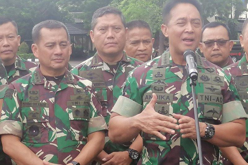Perintah KSAD Jenderal Andika Perkasa: Ini Bersifat Darurat, Segera! - JPNN.com