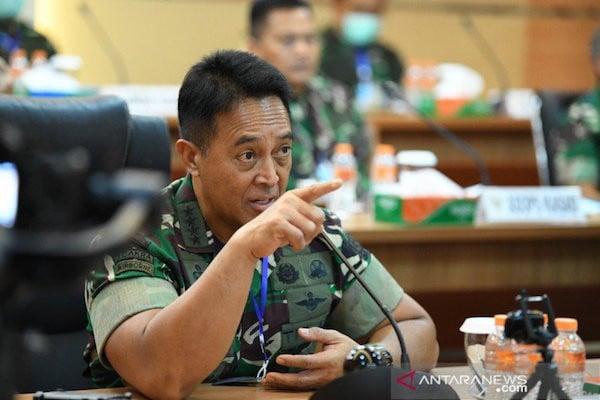 4 Sikap Tegas Jenderal Andika Perkasa Bikin Menganga - JPNN.com