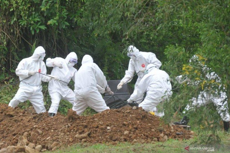 Polisi Sampai Bentuk Timsus untuk Mengawal Pemakaman Jenazah Virus Corona - JPNN.com