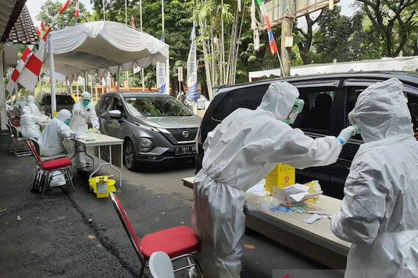 Pemkot Bogor Gelar Tes Cepat Virus Corona, Nih Hasilnya - JPNN.com