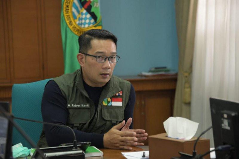Kang Emil Kaget, Rapid Test Jabar 300 Orang Positif Corona, Mayoritas di Sukabumi - JPNN.com