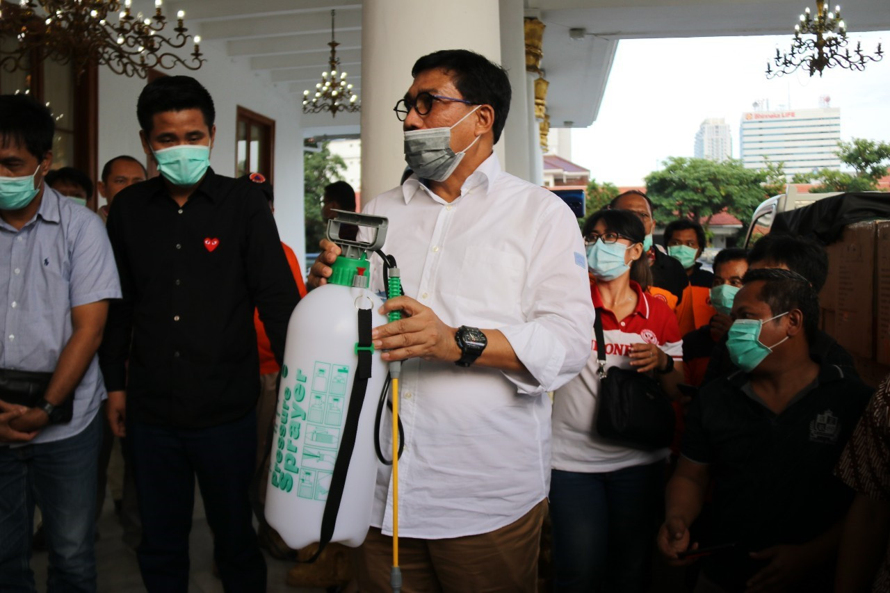 Warga Krembangan Apresiasi Langkah Cak Machfud Cegah Corona di Panti Asuhan - JPNN.com