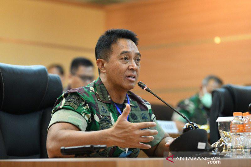 Jenderal Andika Perkasa Terima Laporan Mencengangkan dari Dokter Nana - JPNN.com