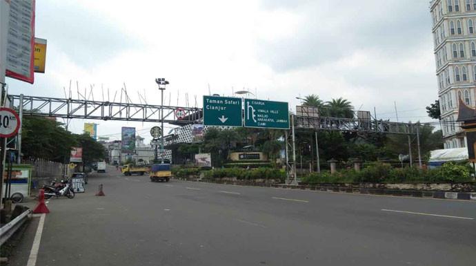 Potret Puncak Bogor yang Kini Mati Suri - JPNN.com