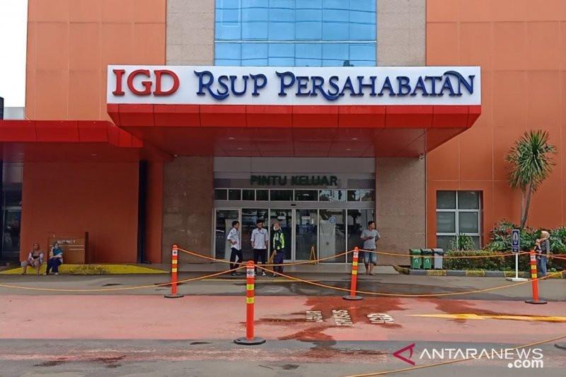 Tersisa 11 Pasien Covid-19 di RSUP Persahabatan, Alhamdulillah, Ini Data Lengkapnya - JPNN.com