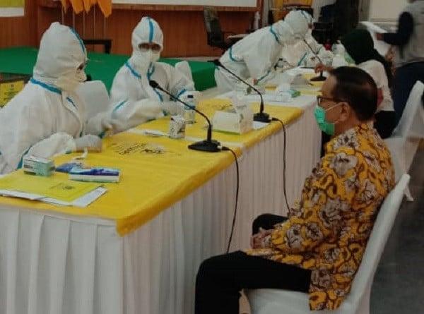 Lawan Corona, DPP Golkar Gelar Rapid Test Corona untuk Kader - JPNN.com