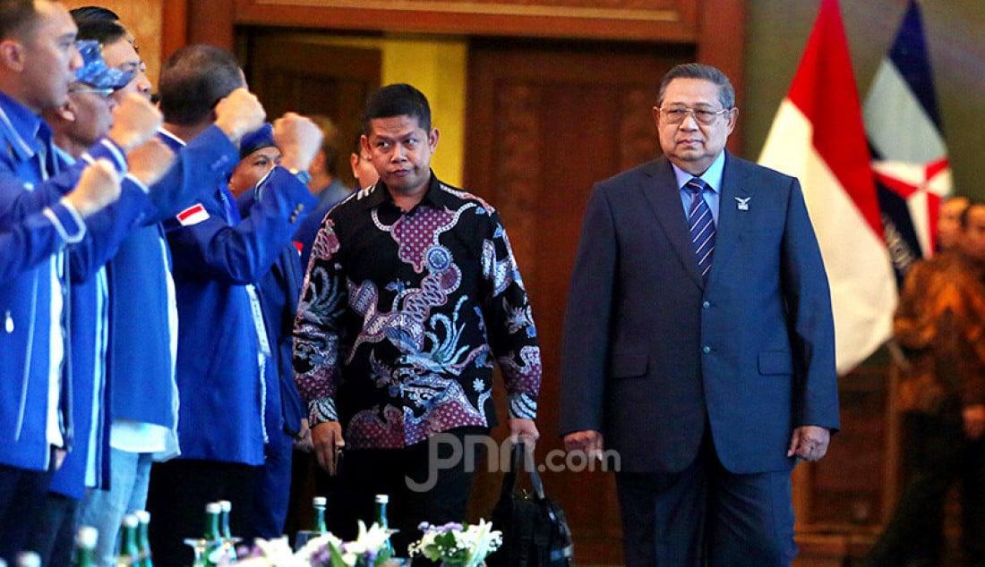 Jhoni Allen Marbun Ungkap Jejak SBY yang Ingkar Janji di Demokrat dan Mengudeta Anas Urbaningrum - JPNN.com
