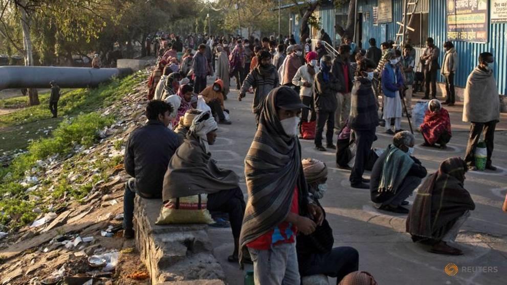 India Lockdown, Nasib Tunawisma Makin Menyedihkan - JPNN.com