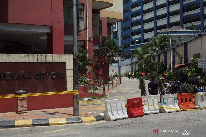 Tiga Minggu Lockdown di Malaysia, Polisi Tangkap 4 Ribu Pelanggar - JPNN.com
