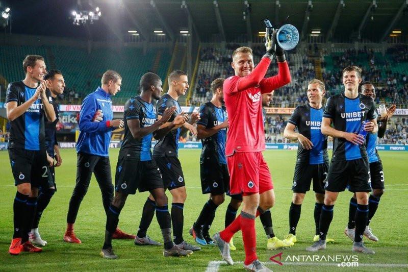 Liga Belgia Dihentikan, Club Brugge Juara - JPNN.com