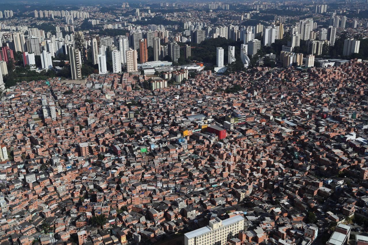 Brasil Mengerikan, Naime: Kami Tak Tahu di Mana An