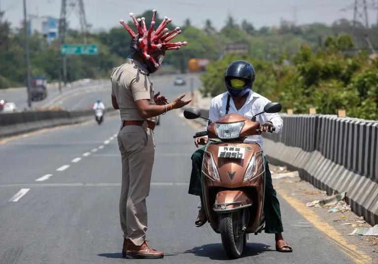Update Corona: India Mulai Lockdown 25 Maret, Sekarang Jumlah Kasusnya Terbanyak Ketiga di Asia - JPNN.com