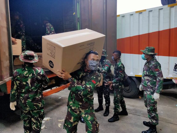 New Normal di 4 Provinsi, Memang Perlu Mengerahkan TNI dan Polri - JPNN.com