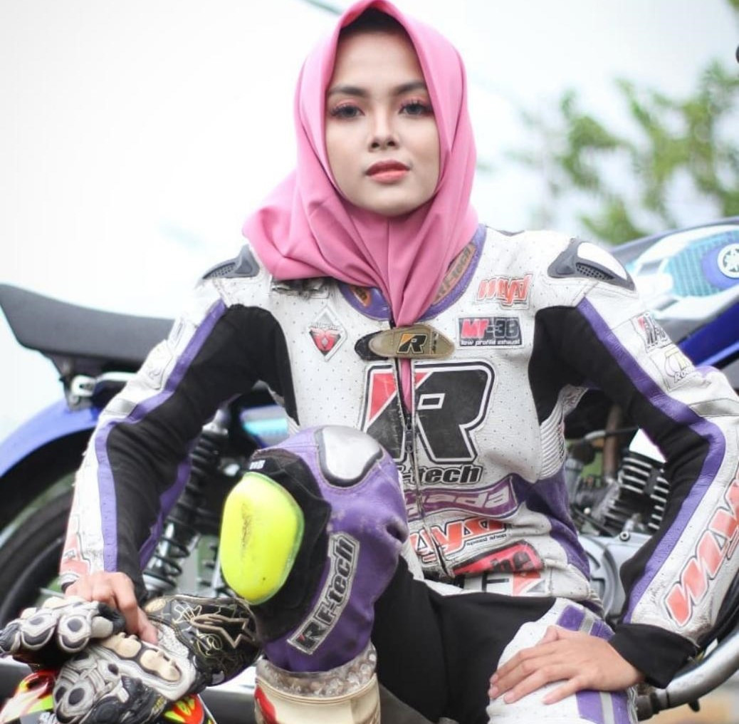 Lebih Dekat dengan Kintan Mary, Mojang Bandung, Pembalap Penuh Prestasi - JPNN.com