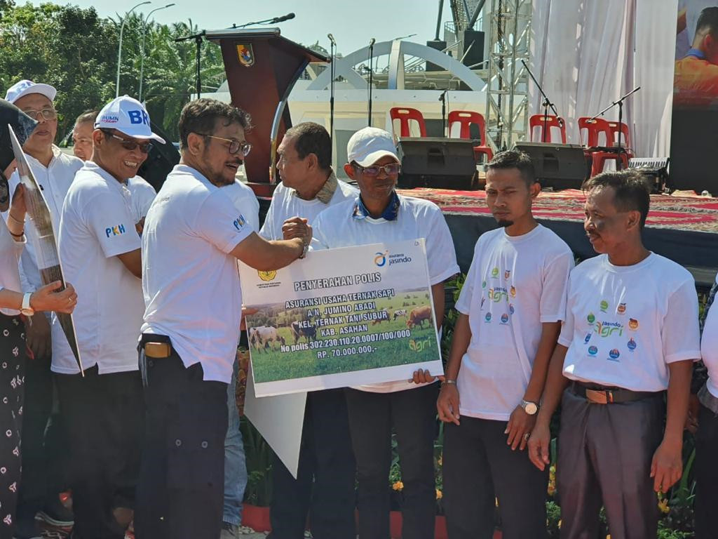 Asuransi Usaha Tani Padi Lindungi Petani dari Gagal Panen - JPNN.com