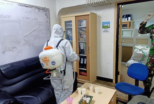 Syarat Perkantoran Jika Kembali Aktif Pada Masa New Normal - JPNN.com