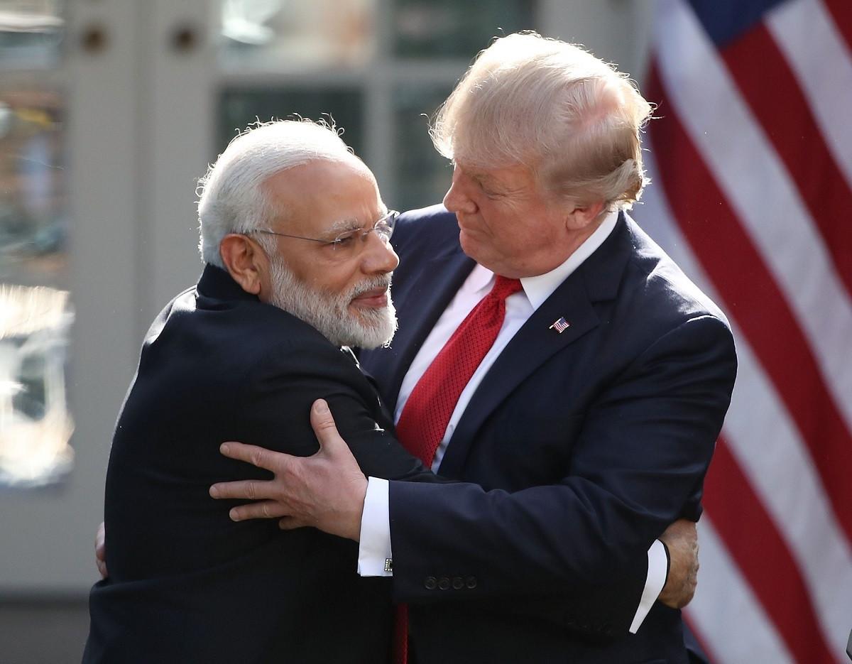 Donald Trump Lebih Seram dari Virus Corona, PM India Tak Berdaya - JPNN.com