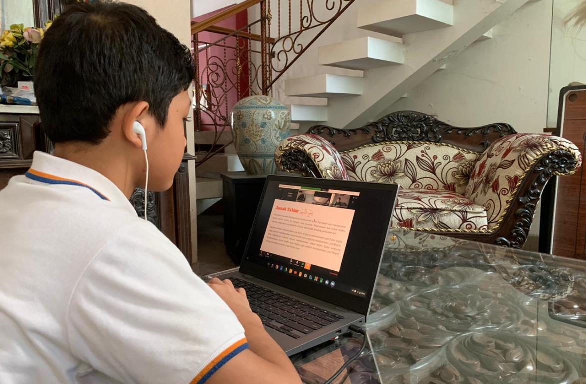Sekolah Pribadi Bandung Tetap Berprestasi di Masa Pandemi COVID-19 - JPNN.com