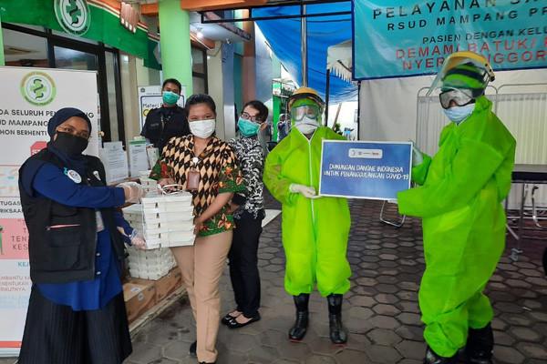 Danone Indonesia Tingkatkan Bantuan Atasi Covid-19 jadi Rp 30 M - JPNN.com