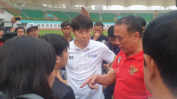 Shin Tae Yong Siap Bergandengan Tangan dengan PSSI - JPNN.com