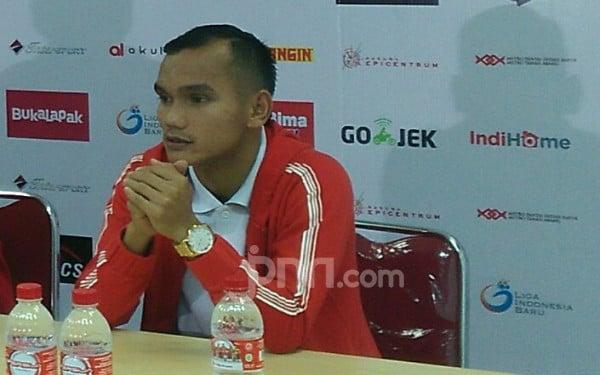 Winger Persija Riko Simanjuntak: Pertahanan PSM Sangat Kuat, Kami Kerepotan - JPNN.com
