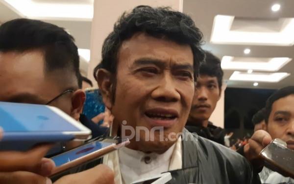 Duh! Polisi Bakal Garap Rhoma Irama - JPNN.com