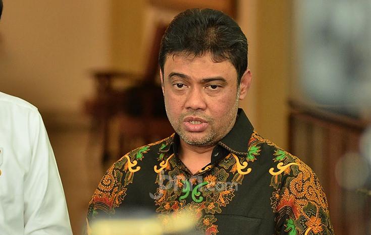 Kasus Korupsi di BPJS Ketenagakerjaan, Presiden KSPI Said Iqbal Meradang - JPNN.com