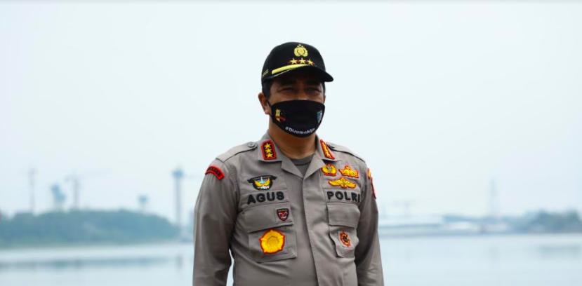 6 Anggota Bareskrim Polri Dapat Kenaikan Pangkat Luar Biasa - JPNN.com