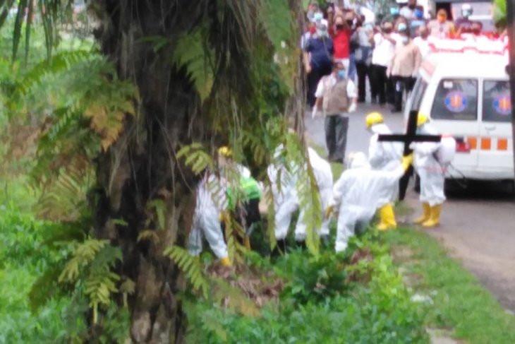 Pemakaman PDP COVID-19di Tebing TinggiDitolak Warga, Wako dan Kapolres Sampai Turun Tangan - JPNN.com