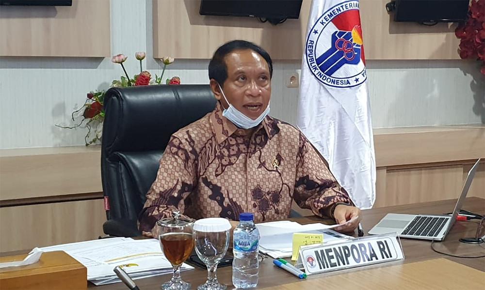 Menpora Umumkan PON XX Papua 2020 Ditunda Sampai Oktober 2021 - JPNN.com